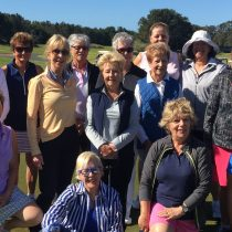 Gold Coast 2017 Ladies golf tour