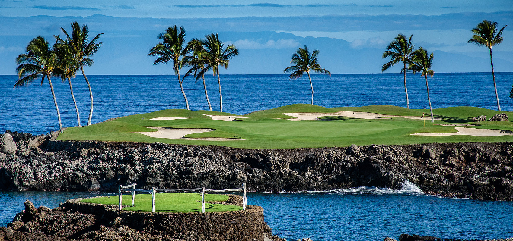 Big Island & Waikiki Hawaii ladies golf tour