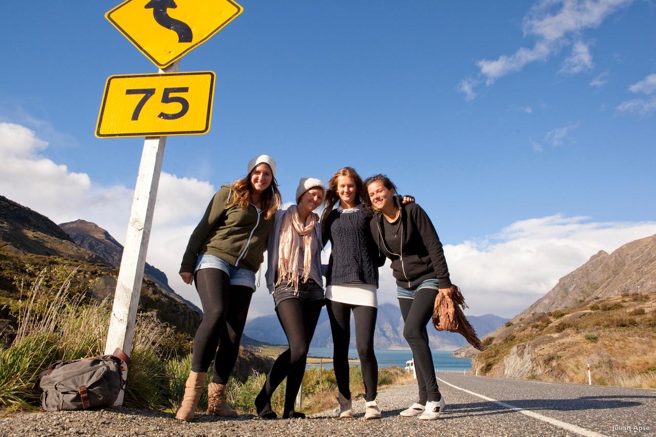 New Zealand self drive golf