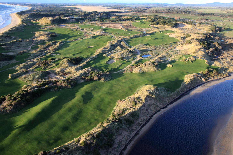 Barnbougle & Lost Farm Tasmania Golf Tour