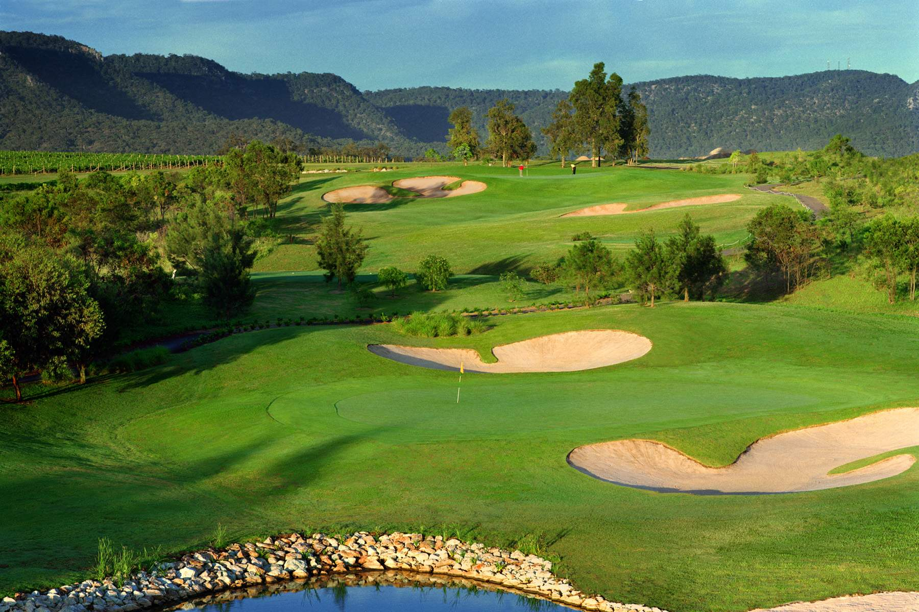 Hunter Valley Golf Improvement weekend