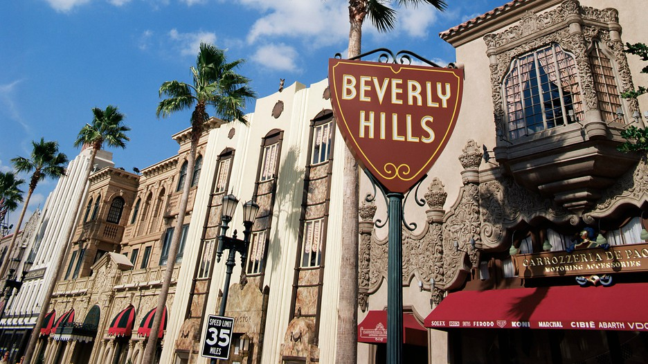Beverly Hills Self Tour