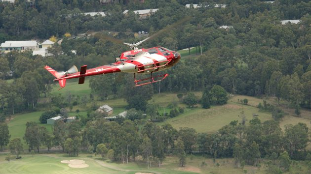 Heli Golf Tours with Golf & Tours