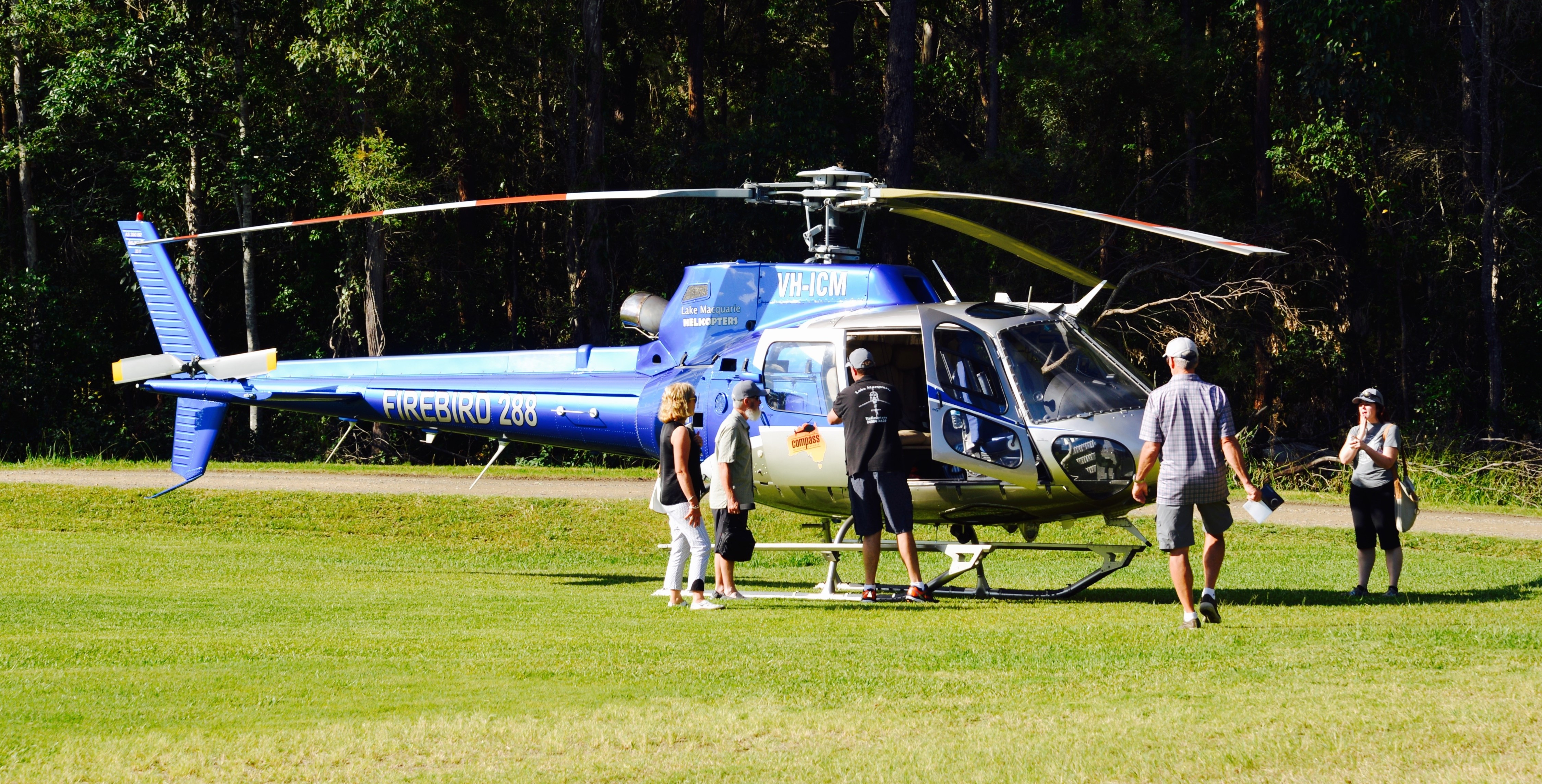 Luxury Heli Golf Tours