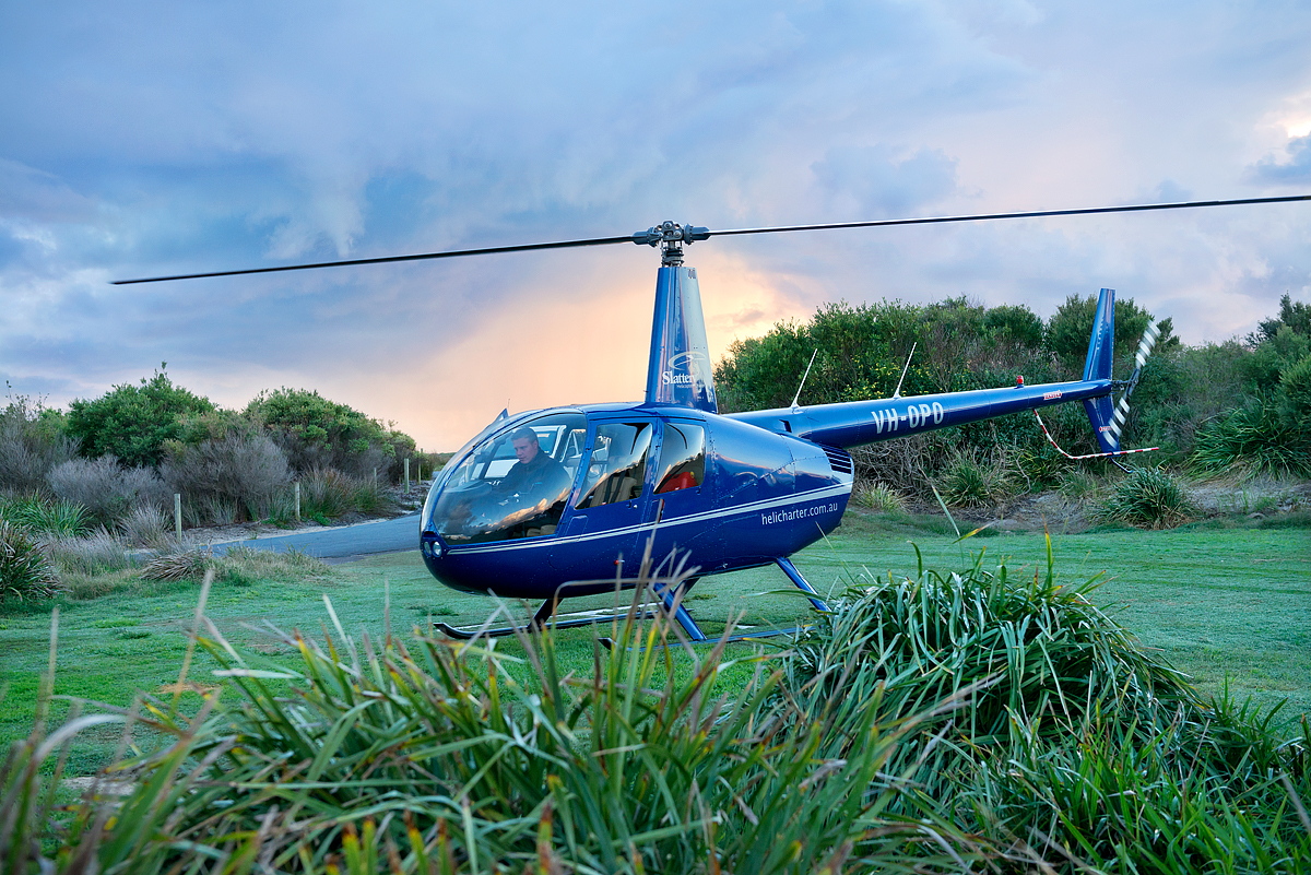 Golf & Tours Heli Golf Tours
