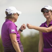 Women Supporting Each Other Golf Tours