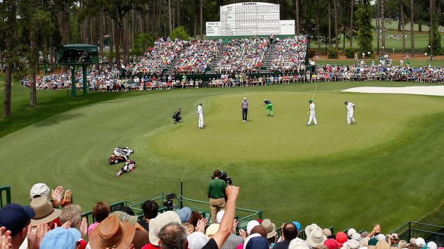 US Masters Golf Tour