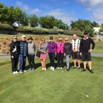 Queenstown golf trip