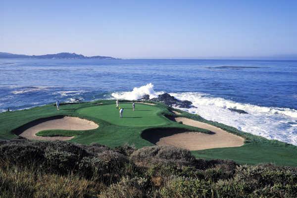 Pebble Beach Golf Links Tours