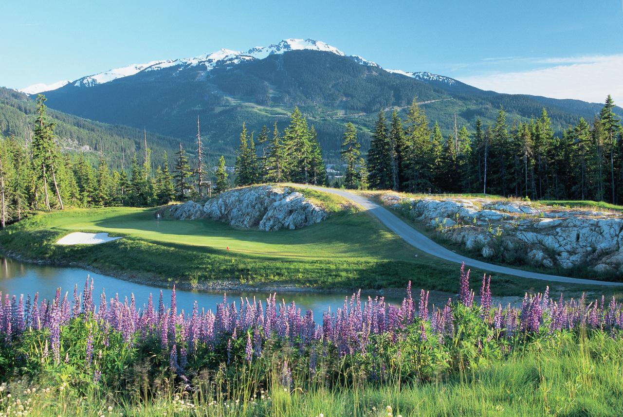 Canada golf trip