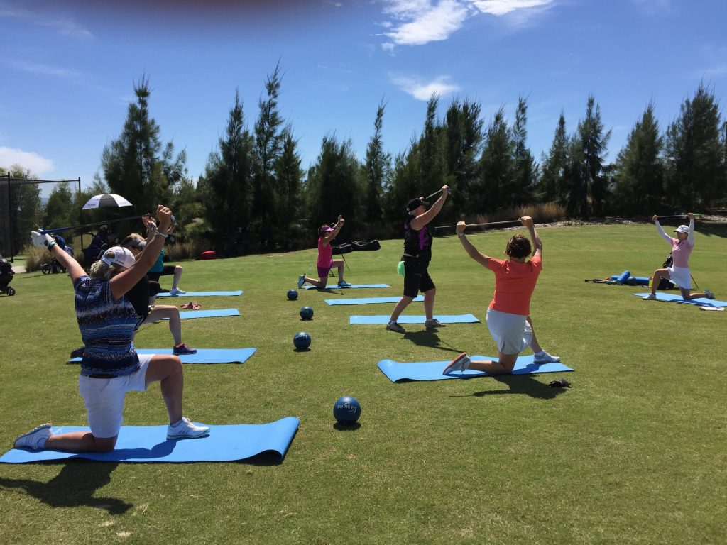 Golf & Tours Golf Fitness