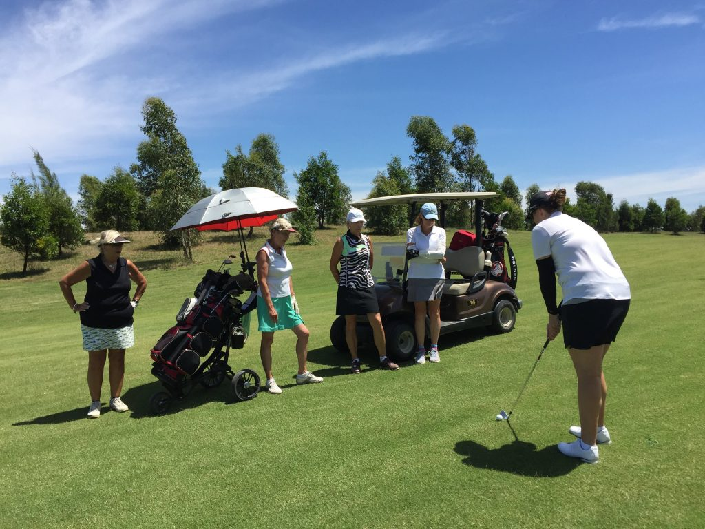 Jessica Cowie Ladies Golf Tours