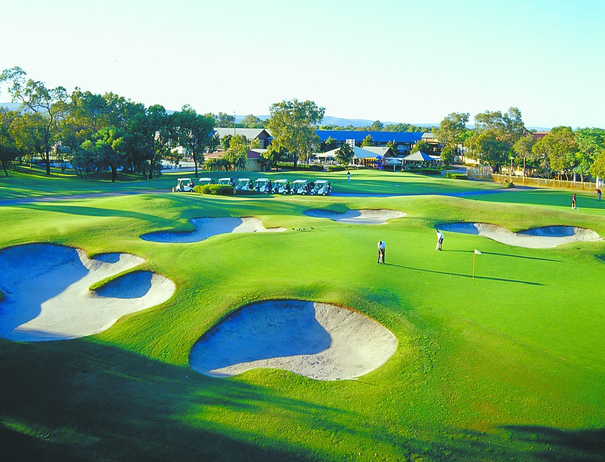 The Vines Ladies golf tour
