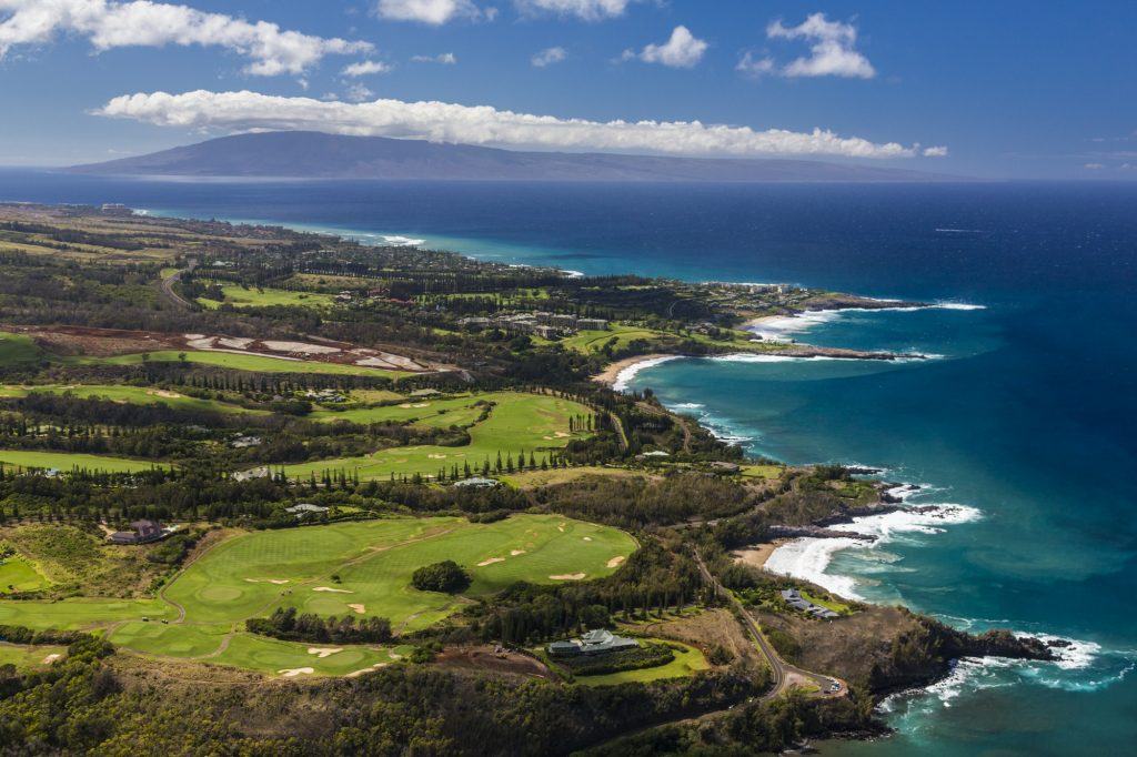 Maui Ladies golf holiday