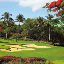 Hawaii ladies golf holiday