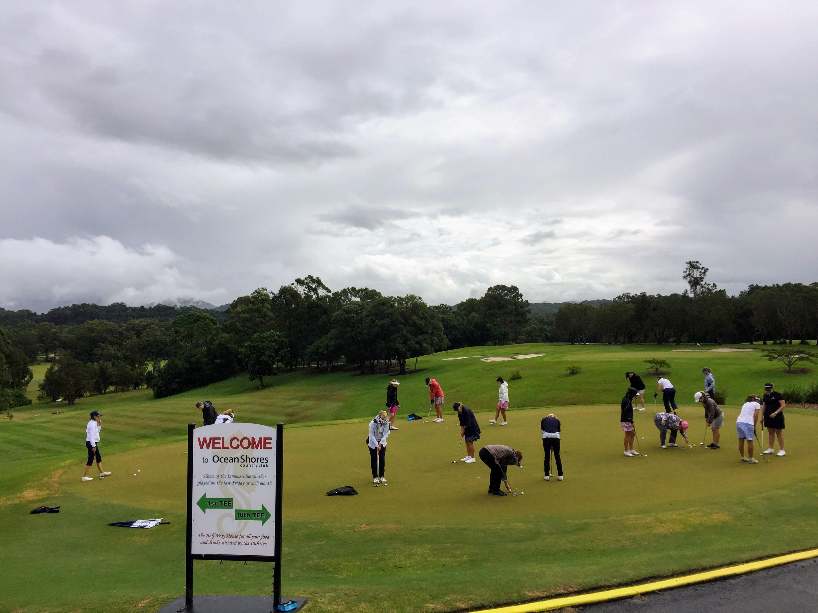 Byron Bay Ladies Golf Tour