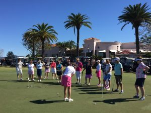 Ladies Golf Tuition Golf & Tours