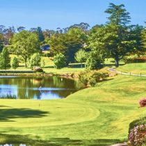 Blue Mountains Beginner Ladies Golf Tuition Weekend