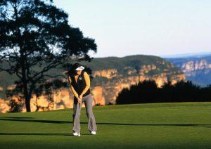 Blue Mountains Ladies Golf