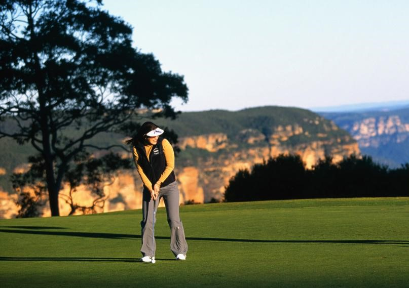 Blue Mountains Ladies Golf