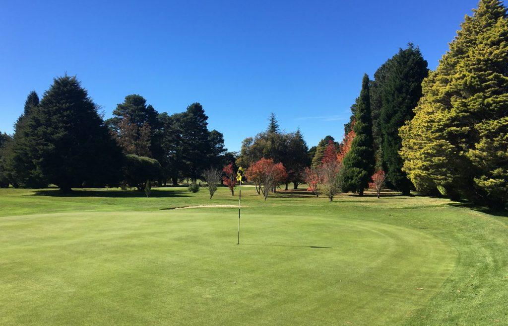 Blue Mountains Beginner Ladies Golf Tuition Weekend