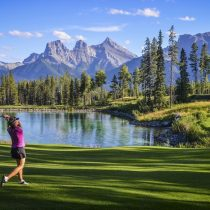 Golf & Tours Canada Guided golf holiday