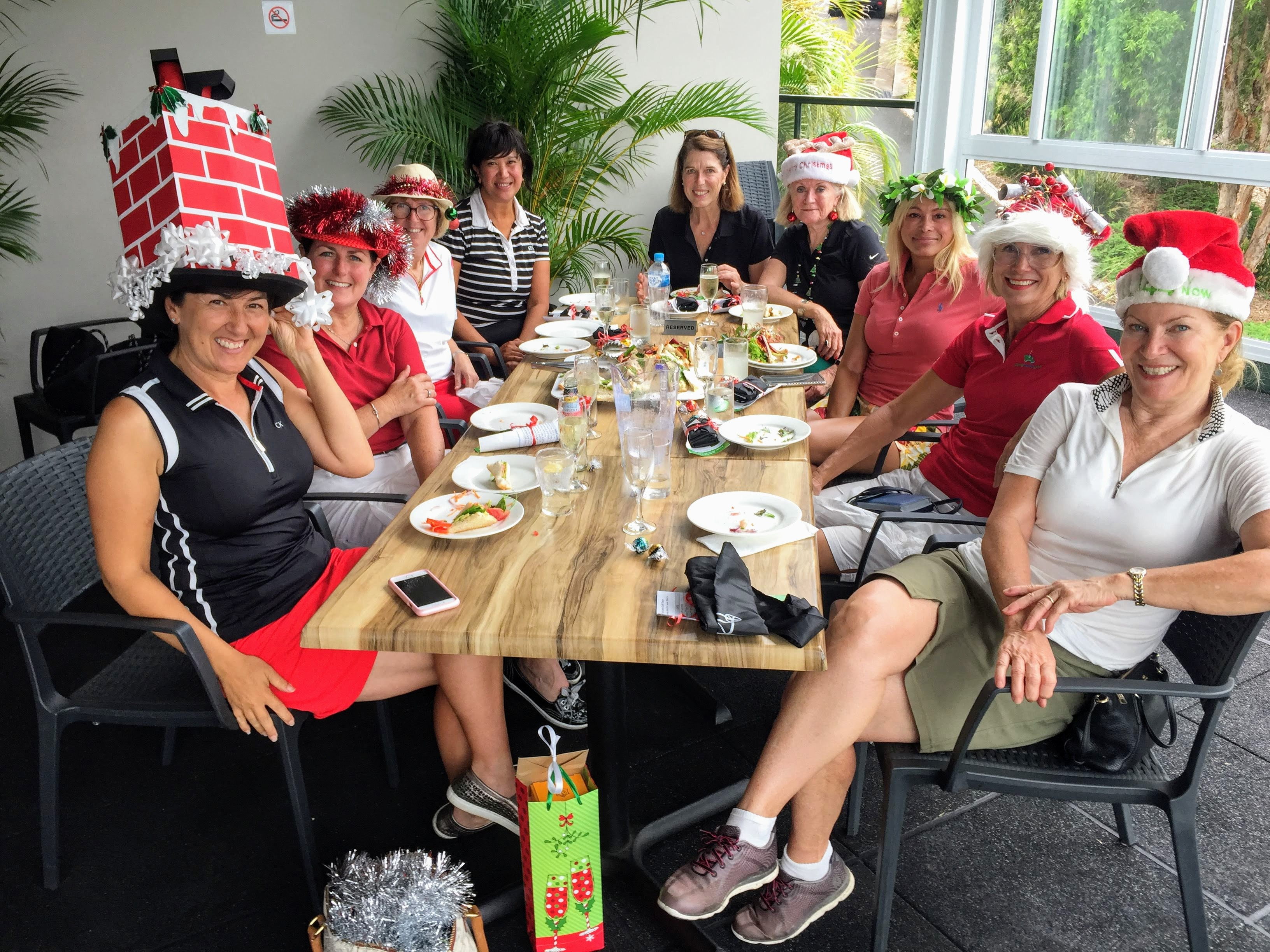 G&T Social ladies Golf Days