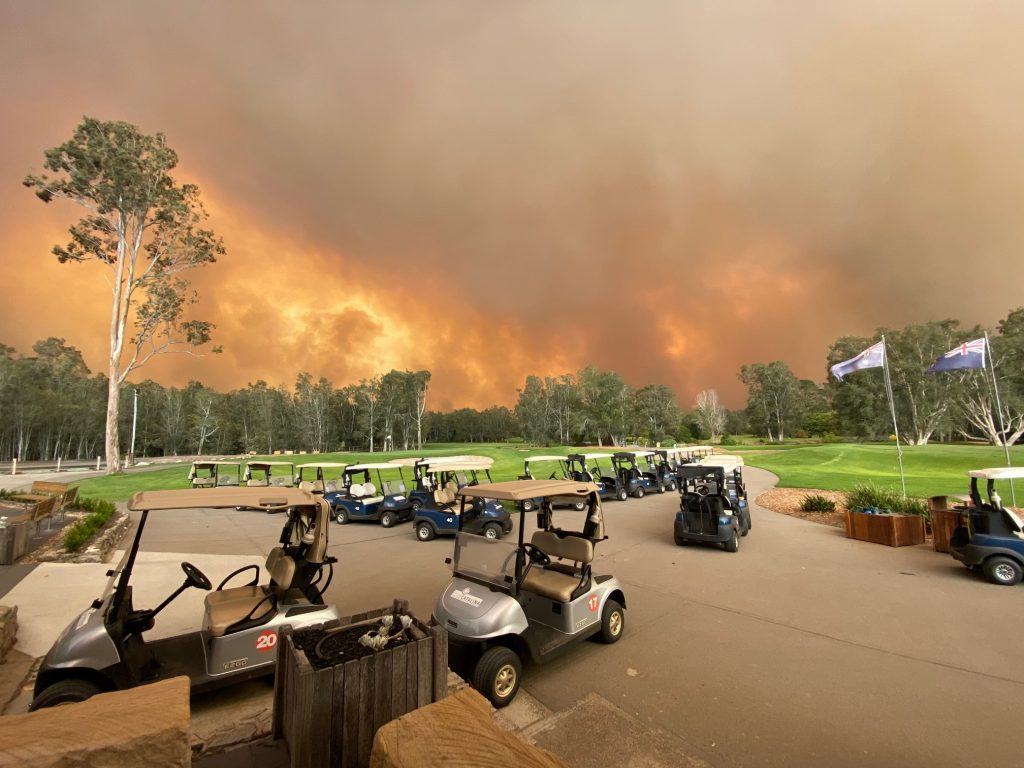 South Coast Bushfire Recovery Self Drive Golf Tour