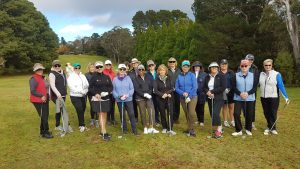 Blue Mountains Ladies Golf Tuition Weekend