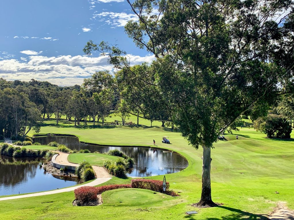 Ladies Byron Golf Retreat