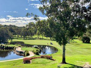 Ladies Byron Golf Retreat
