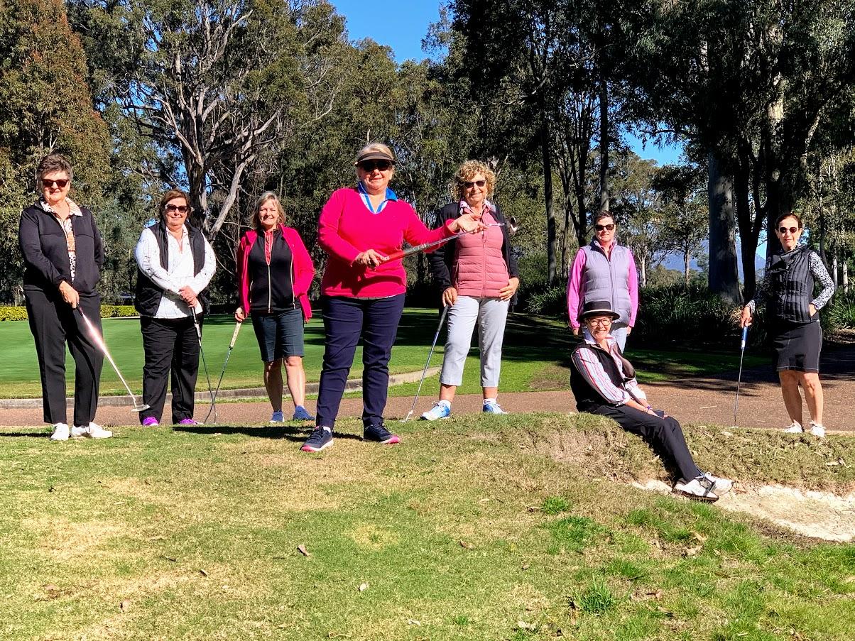 Ladies Hunter Valley Golf Getaway